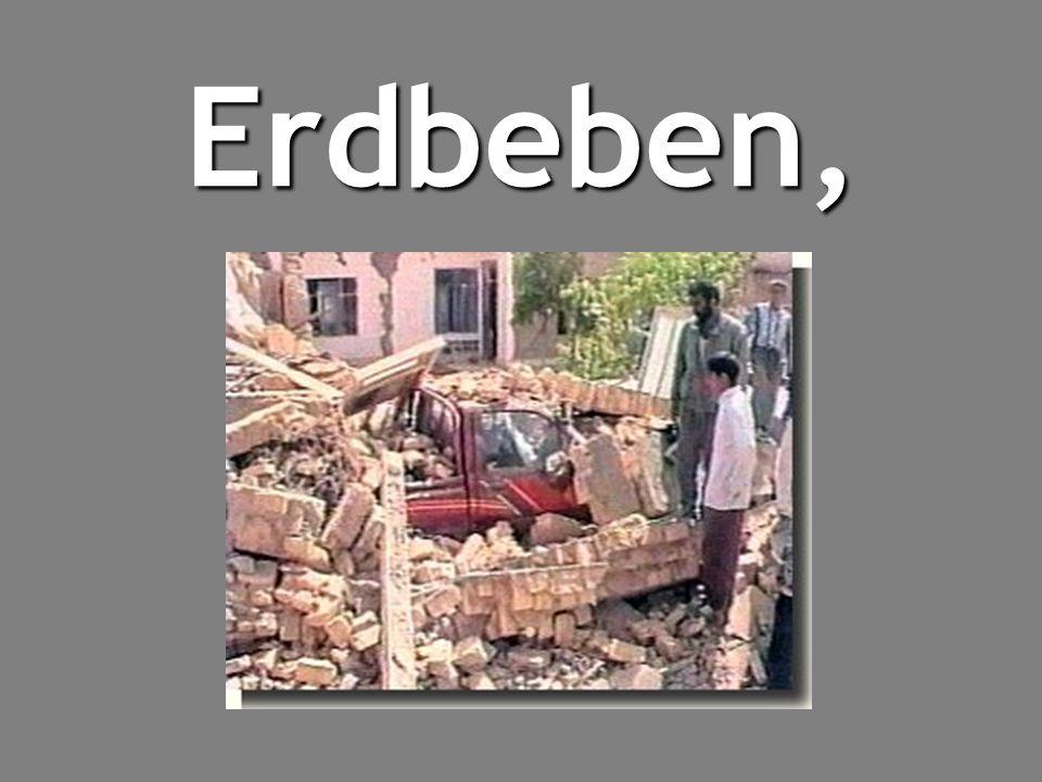 Erdbeben,