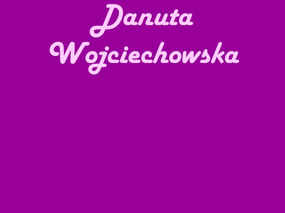 Danuta Wojciechowska