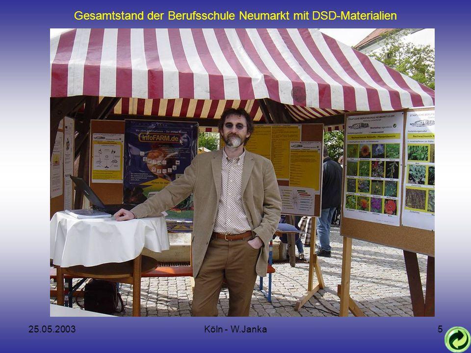 25.05.2003Köln - W.Janka16