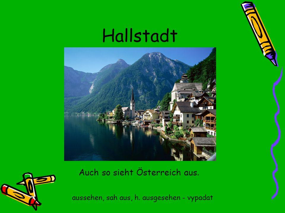 Innsbruck Hier fanden im Jahre 1976 die Olympischen Winterspiele statt. Goldenes Dachl stattfinden – konat se das Dach (Dachl) – střecha