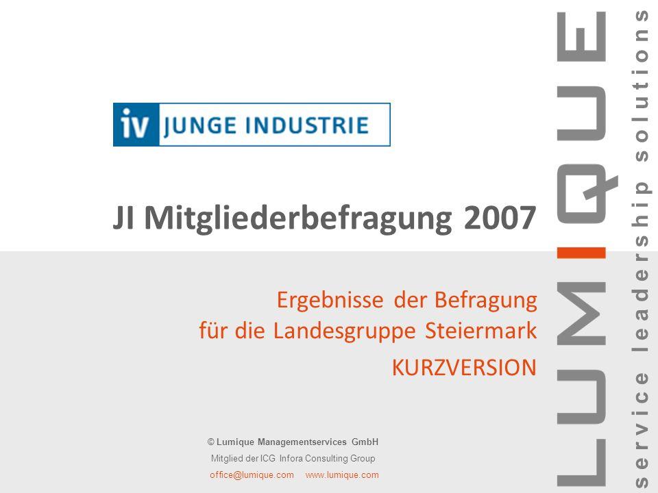 © Lumique Managementservices GmbH1.