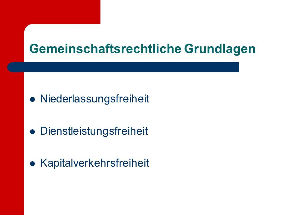 Compliance-Regelwerke Emittenten-Compliance-Verordnung (ECV) der FMA Standard Compliance Code der österreichischen Kreditwirtschaft (SCC)