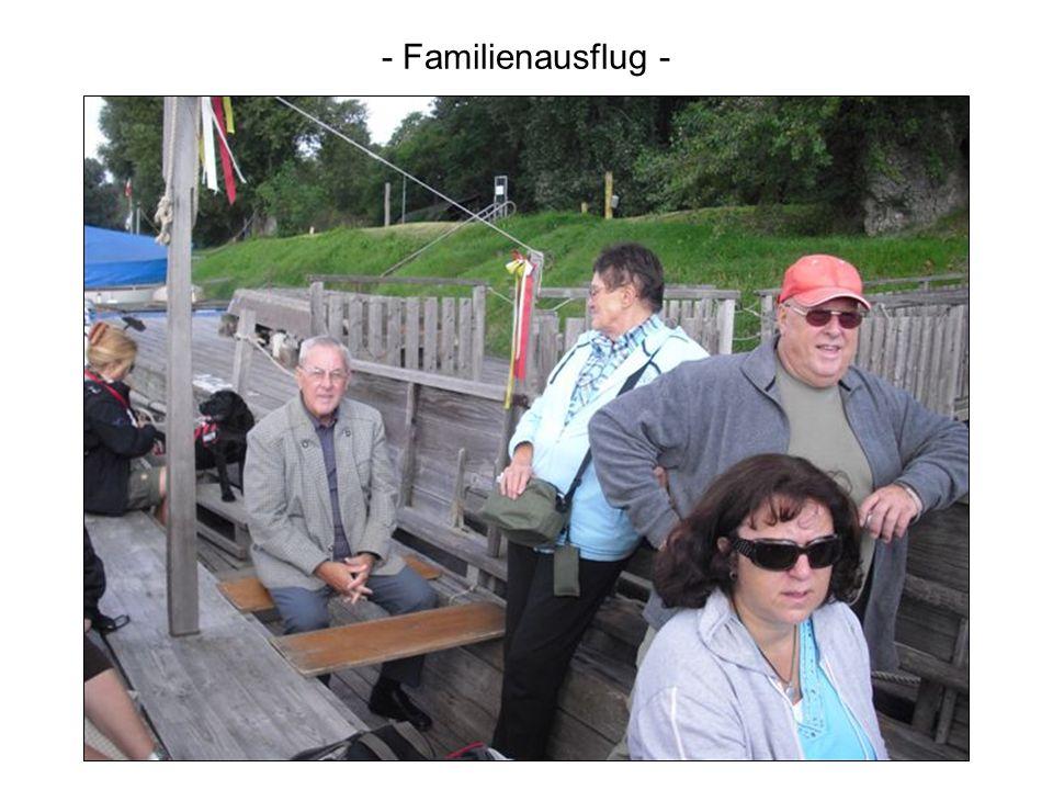 - Familienausflug -