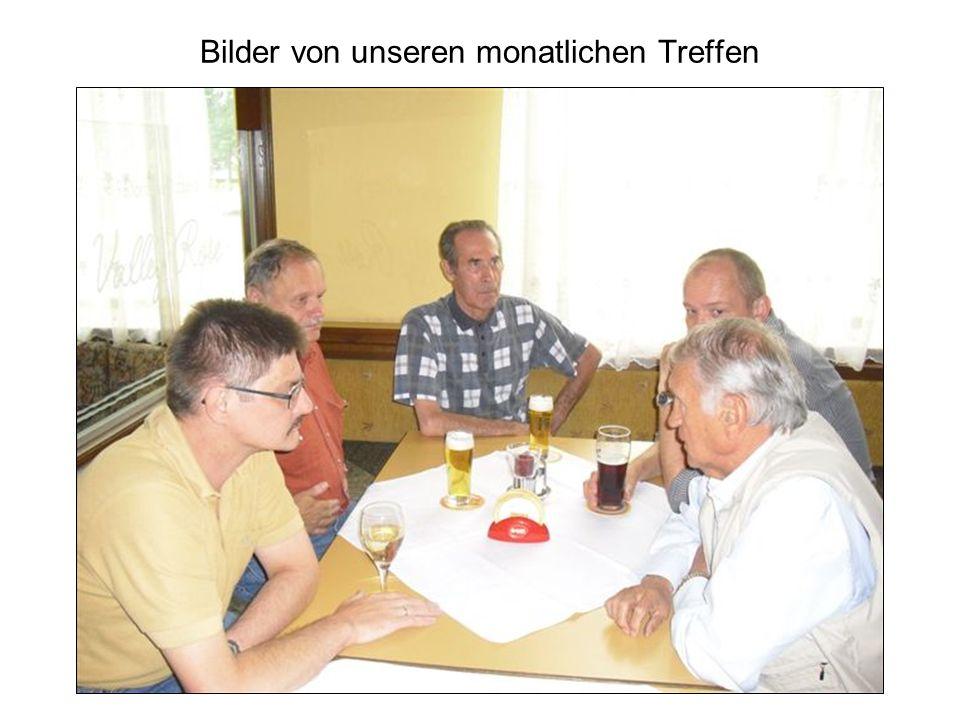Bilder von unseren monatlichen Treffen