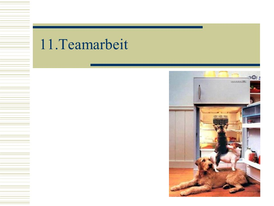 11.Teamarbeit