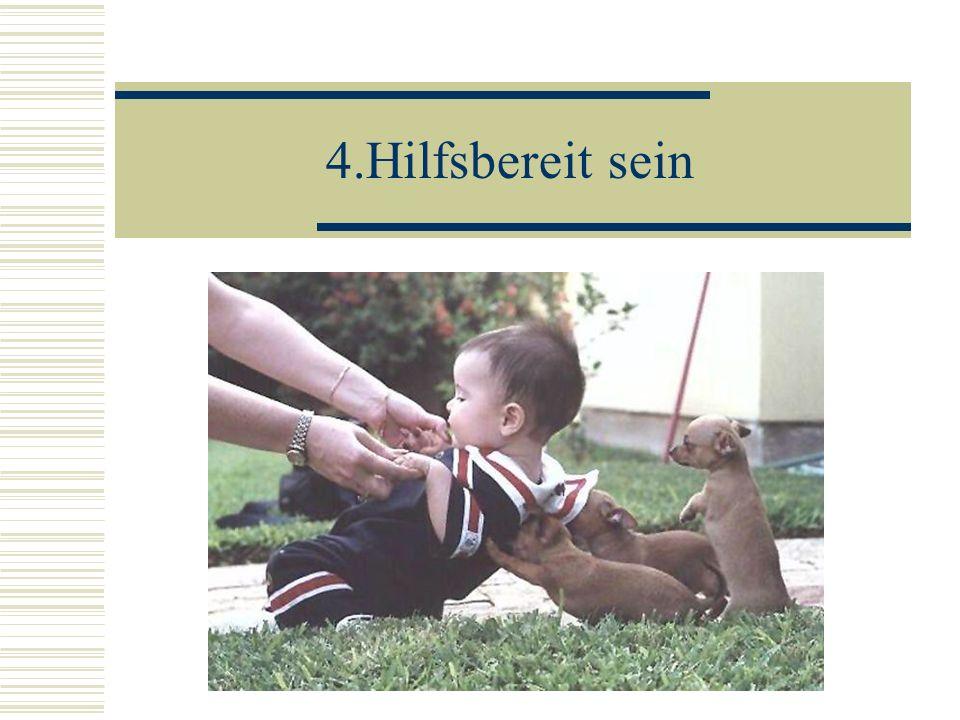 5.ein kindliches Gemüt bewahren