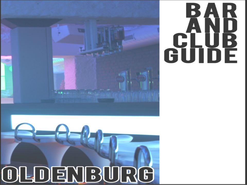 1.Ideenentwicklung - Warum ein Bar & Club Guide.- Kooperation 2.