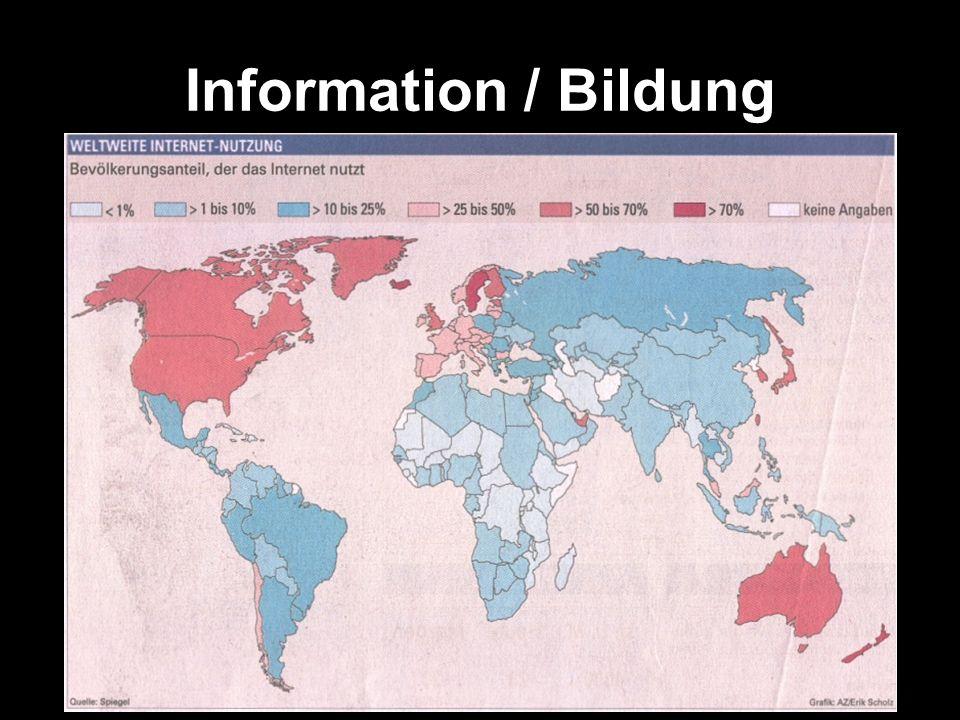 Information / Bildung