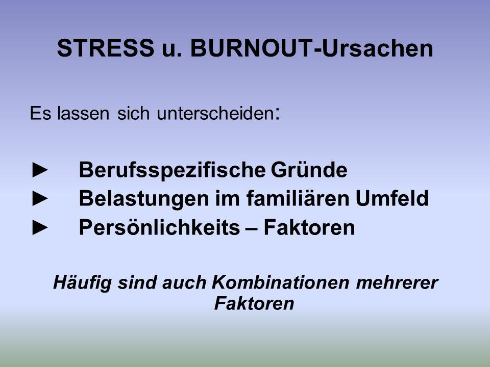 STRESS u.