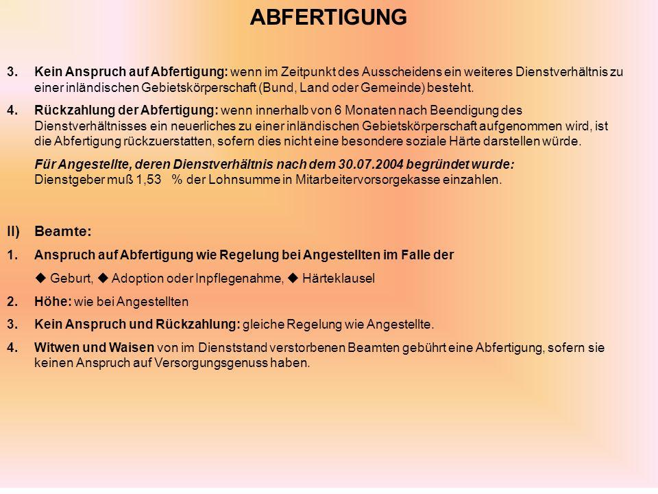 ABFERTIGUNG 3.