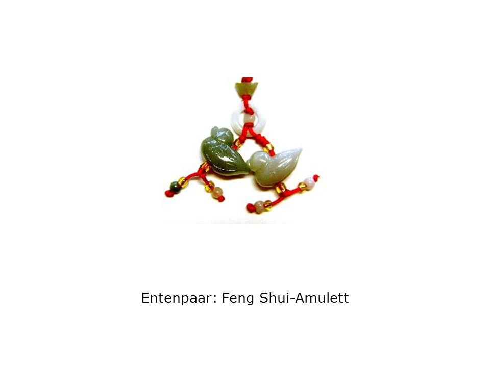 Entenpaar: Feng Shui-Amulett