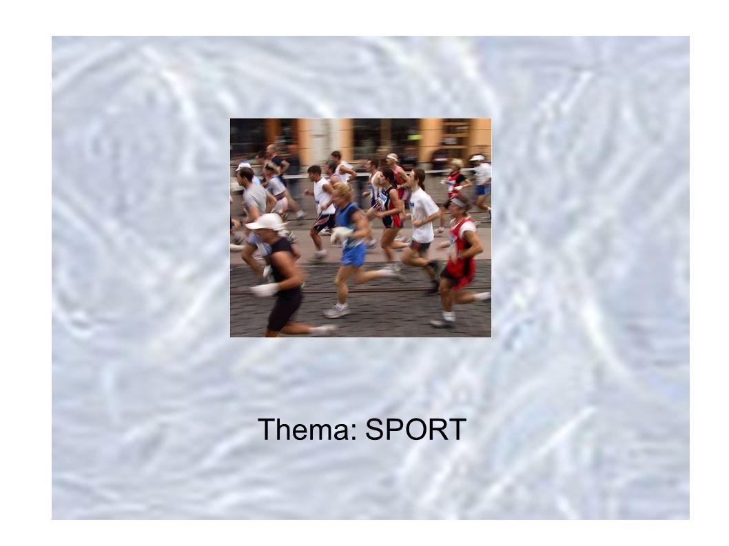 Mode im Sport - gute Beziehung zum Sport - Sport treiben - sportlich aussehen - Sportzentren und Fitnesszentren besuchen - Solarien, Saunas und Bowlingzentren besuchen - in der Schwimmhalle schwimmen