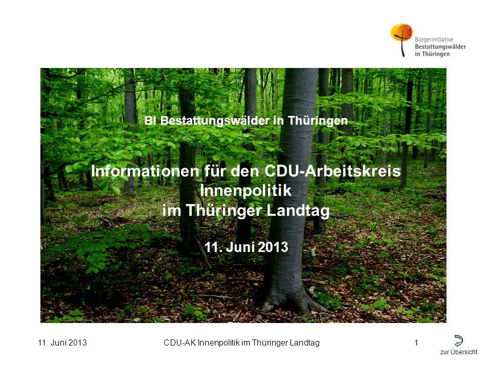 zur Übersicht 11.Juni 2013CDU-AK Innenpolitik im Thüringer Landtag2 1.