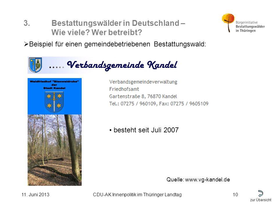 zur Übersicht 11. Juni 2013CDU-AK Innenpolitik im Thüringer Landtag10 3.