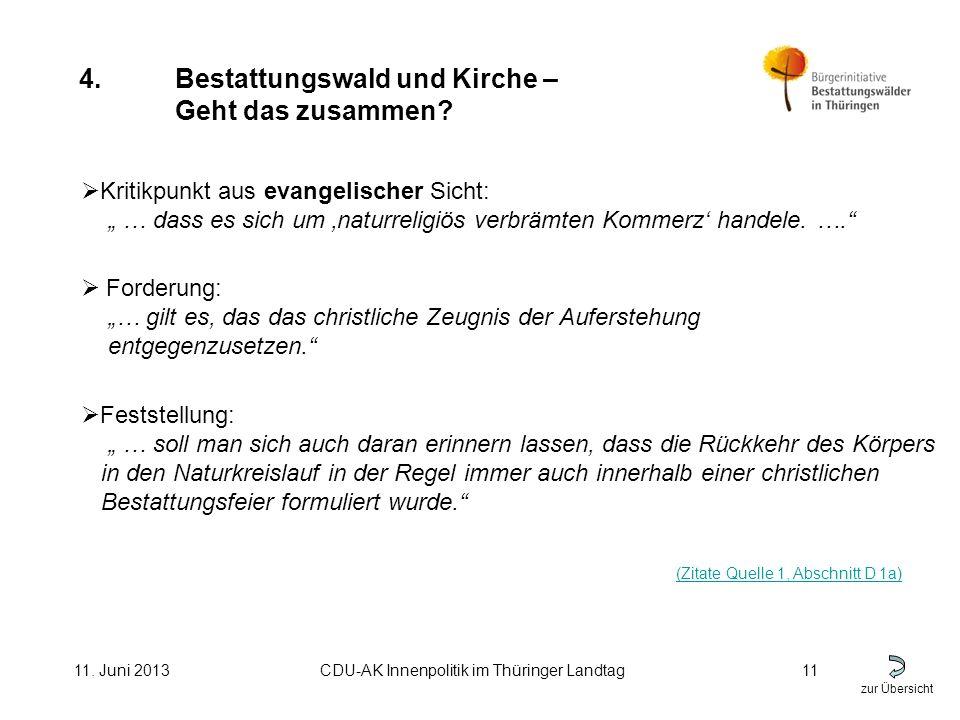zur Übersicht 11. Juni 2013CDU-AK Innenpolitik im Thüringer Landtag11 4.