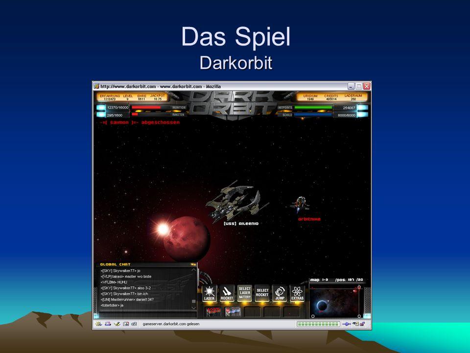 Darkorbit Das Spiel Darkorbit