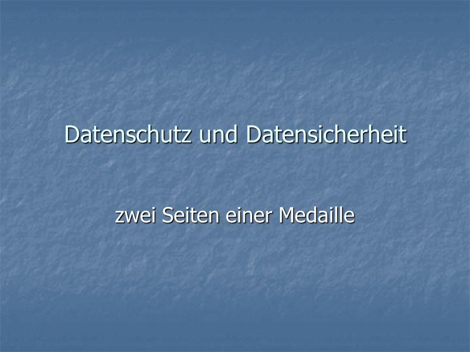© rb, 08/2005 Datenschutz gem.BDSG Datenschutz gem.