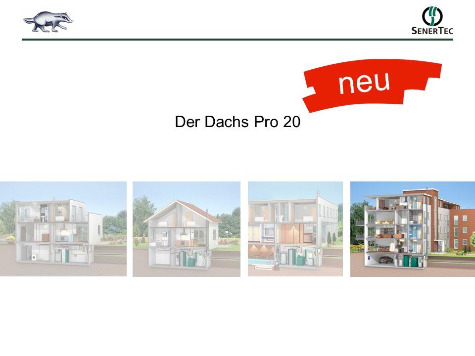 Der Dachs Pro 20 neu