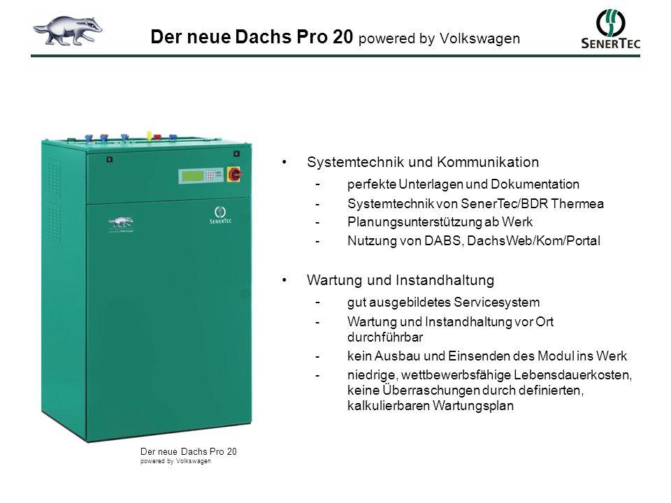 Systemtechnik und Kommunikation - perfekte Unterlagen und Dokumentation -Systemtechnik von SenerTec/BDR Thermea -Planungsunterstützung ab Werk -Nutzun