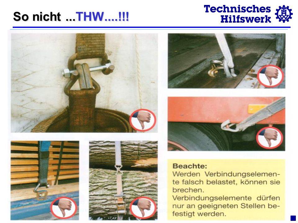 © 2003R.Pelkmann So nicht...THW....!!!