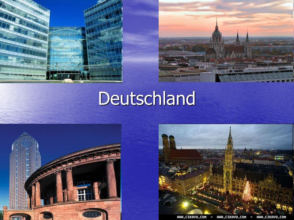 Nach der Beendigung des Zweiten Weltkrieges existierten zwei deutsche Staaten: die BRD und die DDR.
