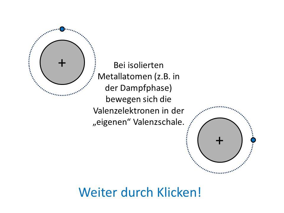 Bei den foldenden Atomdarstellungen interessieren uns nur die Valenzelektronen.