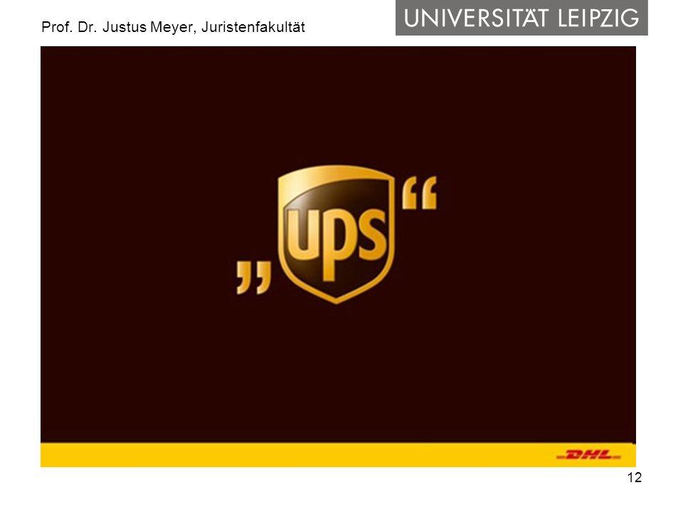 12 Prof. Dr. Justus Meyer, Juristenfakultät