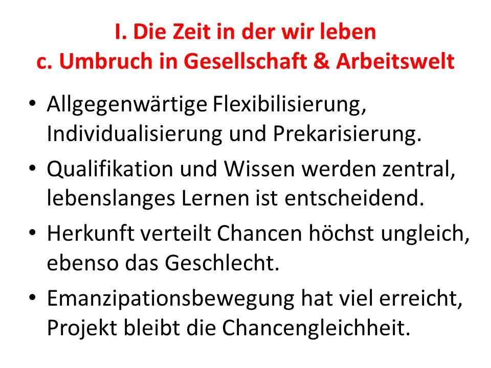 II.Unsere Grundwerte Freiheit: Sozialdemokratie war stets eine Emanzipationsbewegung.