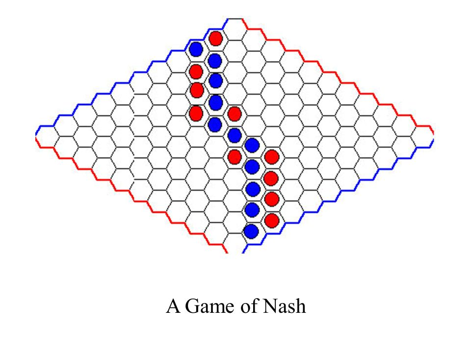 A Game of Nash