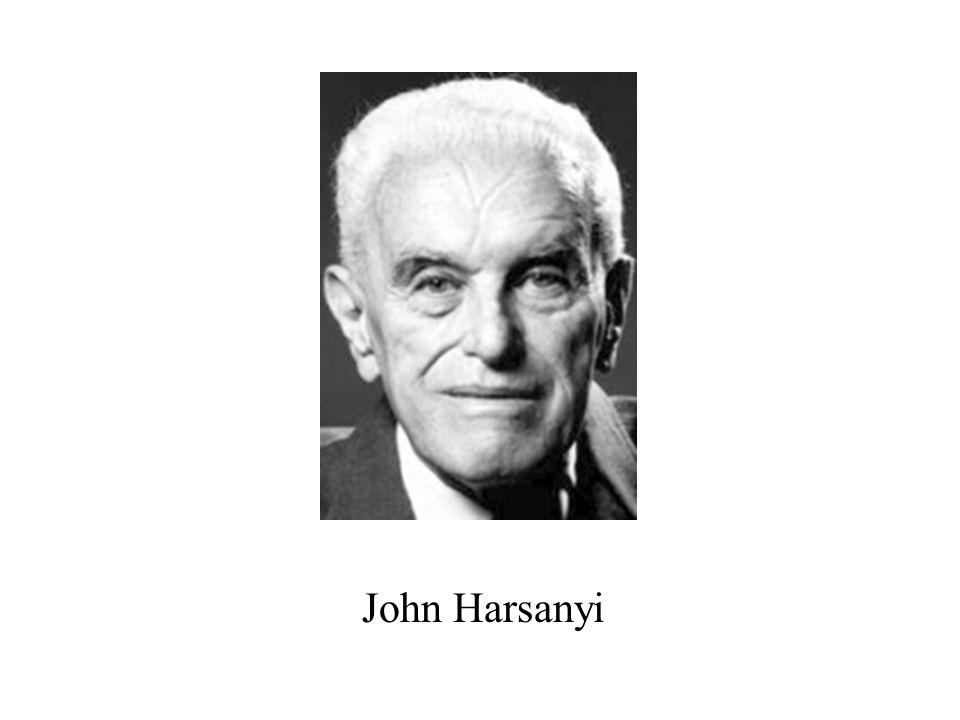 John Harsanyi