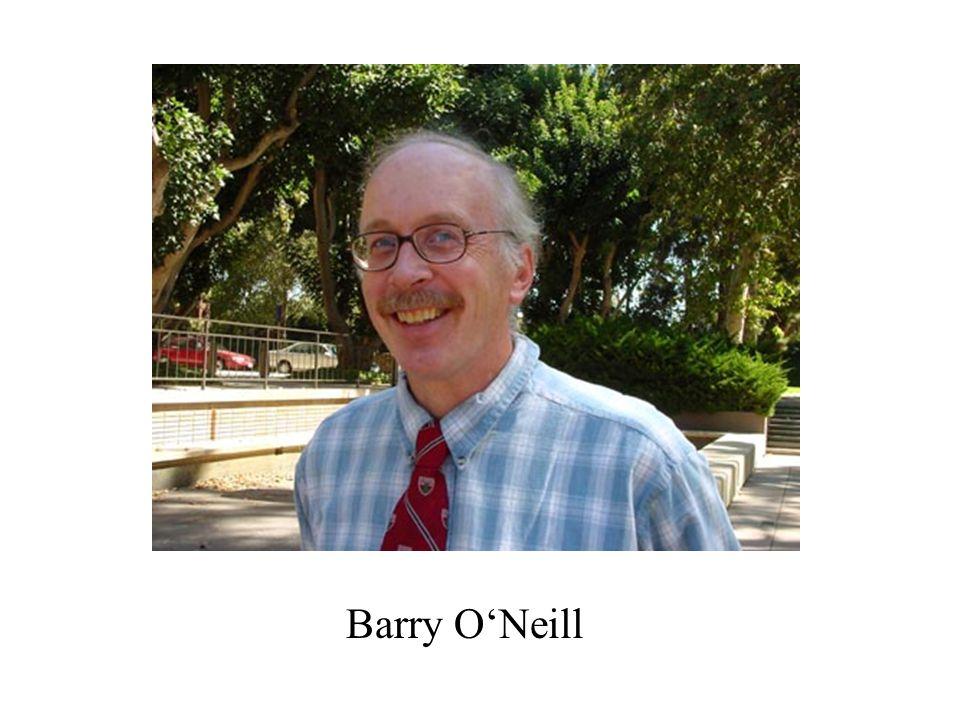 Barry ONeill