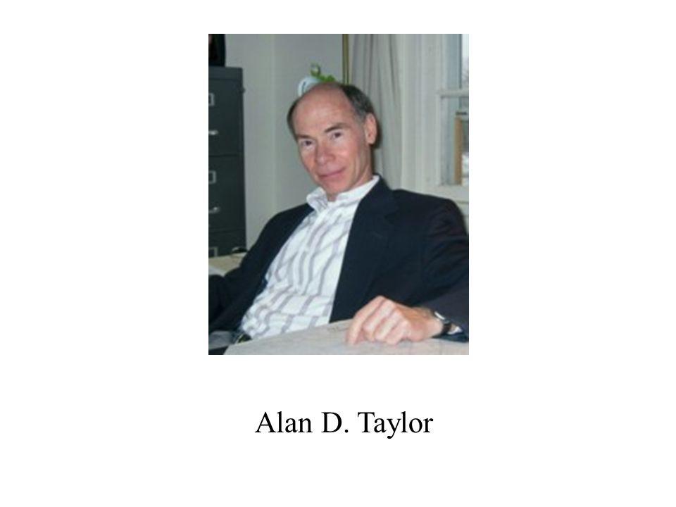 Alan D. Taylor