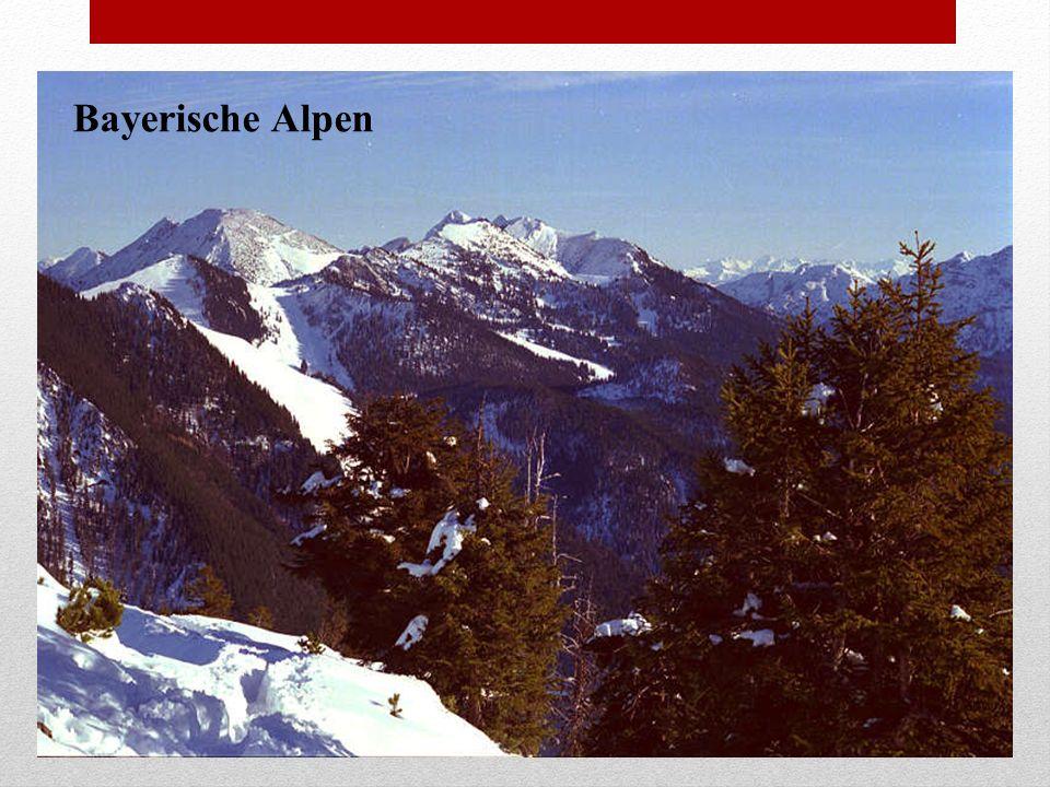 Bayеrische Alpen