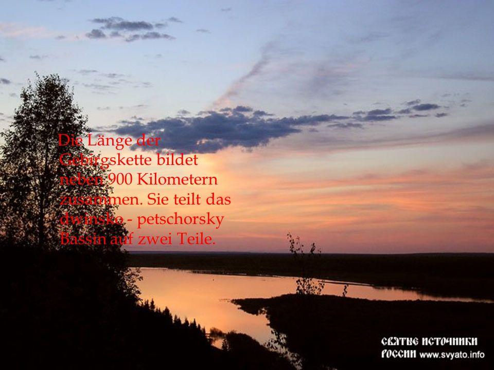 In der Timangebirgs kette wählen die nordlichen-, mittleren- und südlichen Teile.