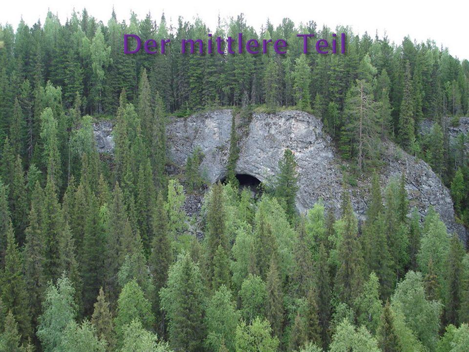 Der mittlere Teil ist von den Tälern der Flüsse der Pishma Mesenskaja und der Pishma Petschorskaja beschränkt, es ist ein höchster Teil der Gebirgskette, der höchste Punkt den Tschetlassky Stein (471 m).