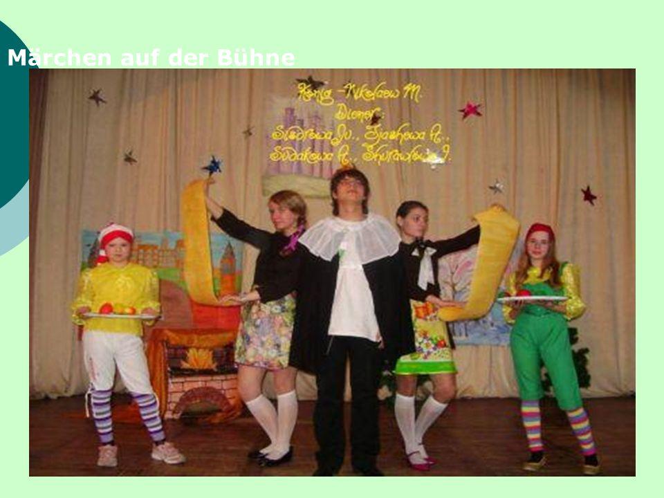 Märchen auf der Bühne