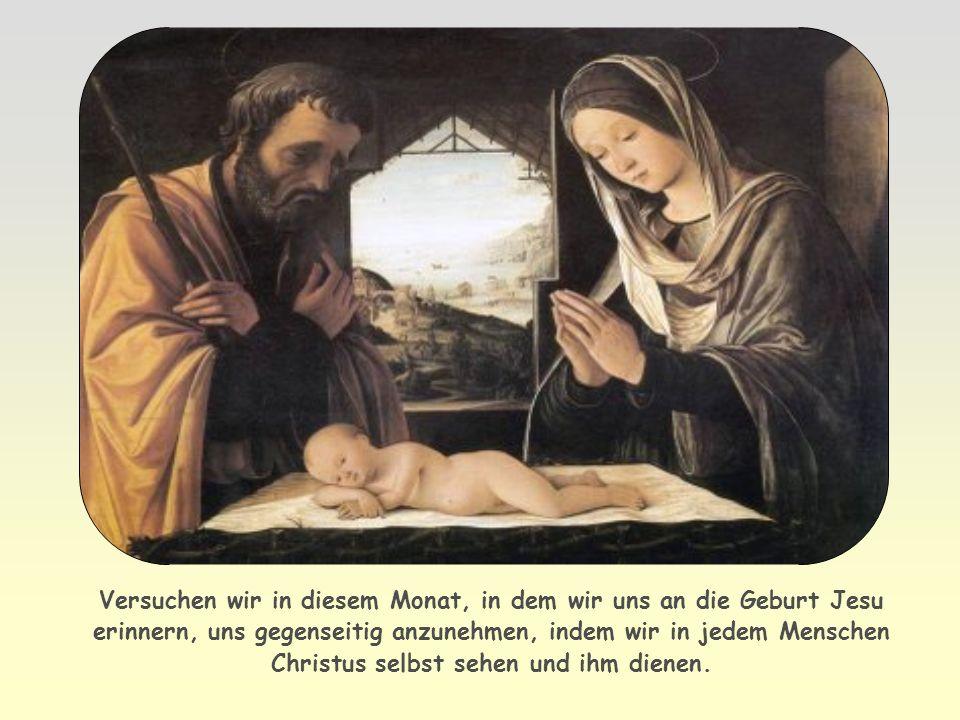 «A quanti l'hanno accolto, ha dato potere di diventare figli di Dio». Allen, die ihn aufnahmen, gab er Macht, Kinder Gottes zu werden.