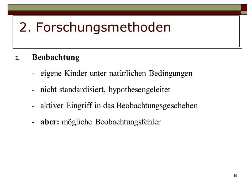 10 2.Forschungsmethoden 2.