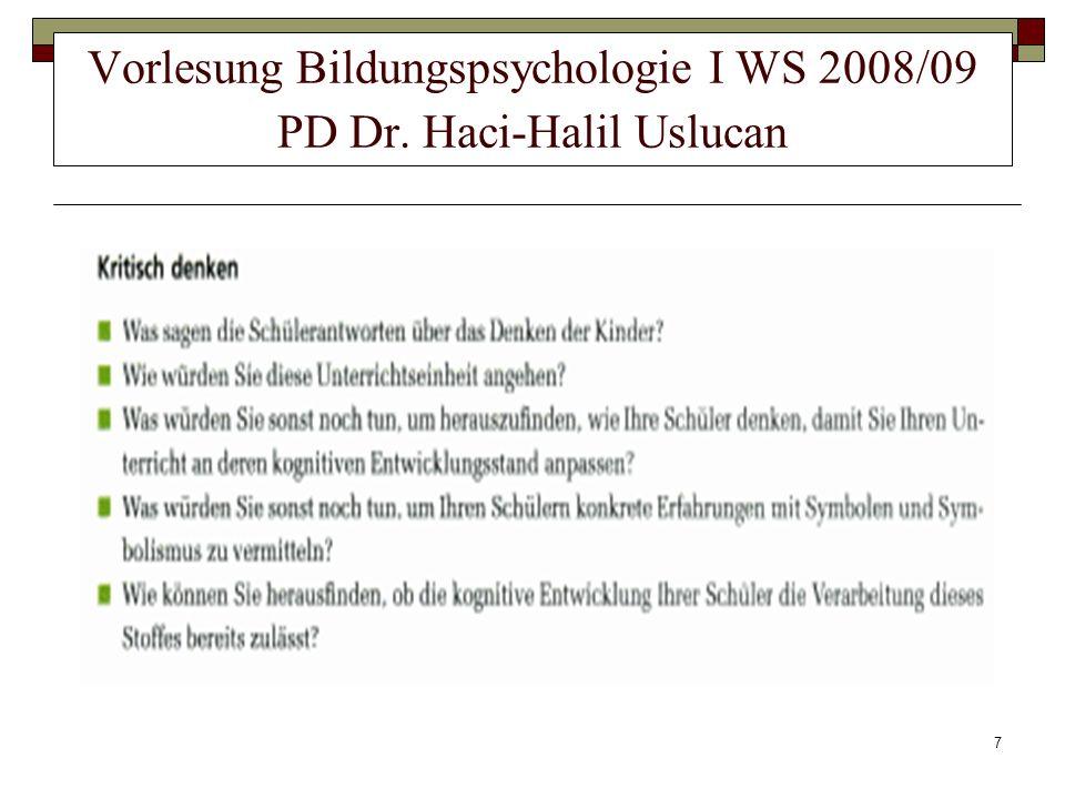8 1.Biographie 2.Forschungsmethoden 3.Grundbegriffe 4.Stadientheorie