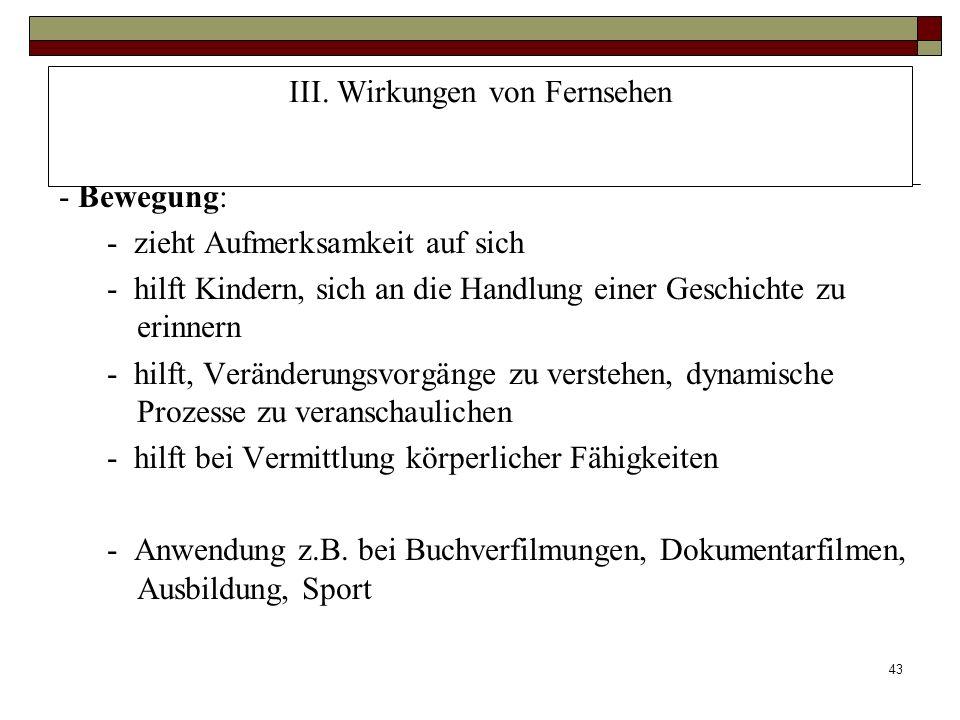 42 10- bis 12-Jährige - Begreifen allgemeiner Gesetze u.