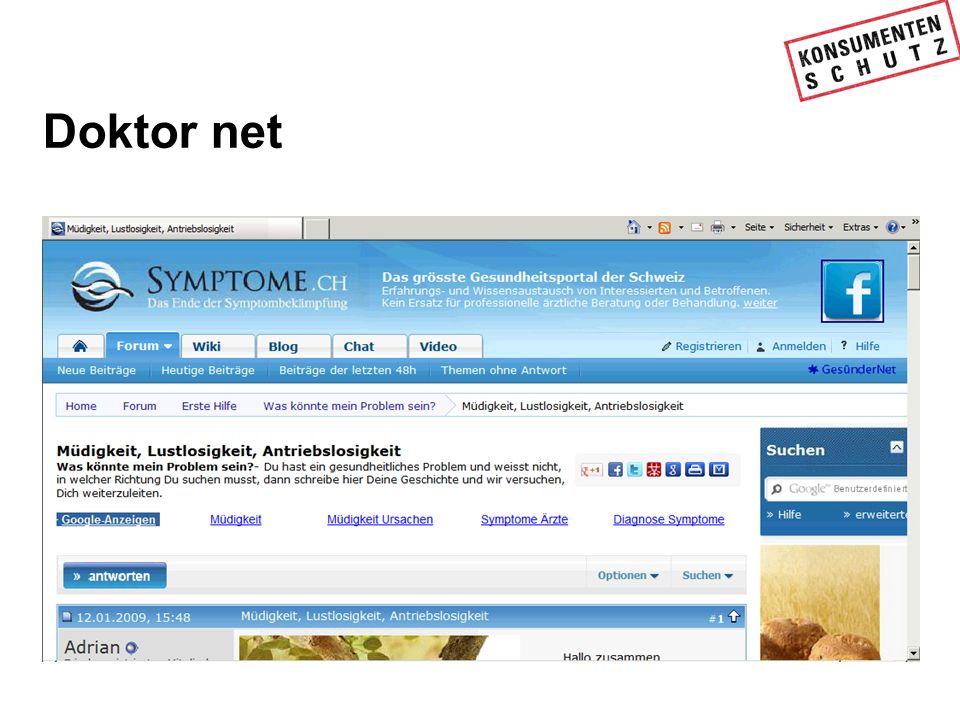 Doktor net