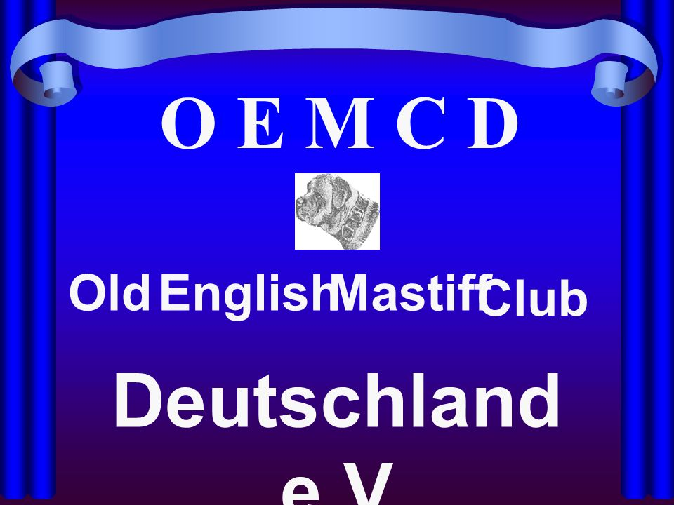 O E M C D 1 9 8 5 Gründungsjahr des O E M C D