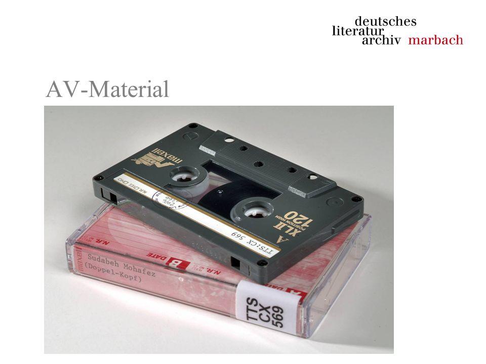 AV-Material