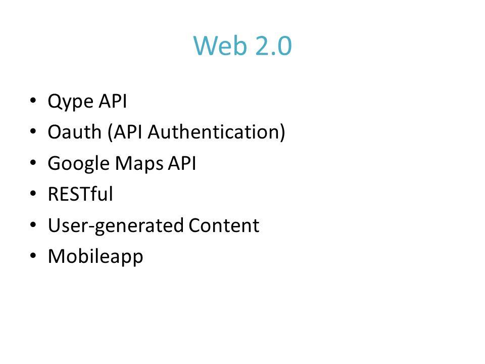 Qype API