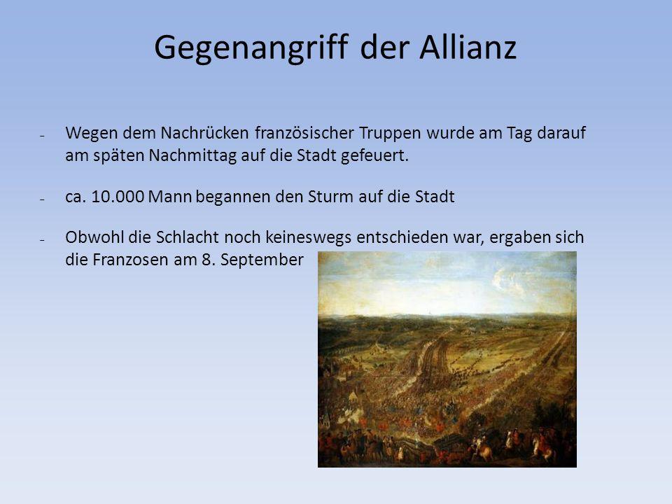 Kriegsende Rückgewinnung von Mainz, aber der Krieg war noch nicht beendet.