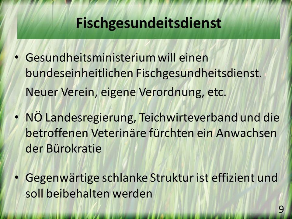 Hauptarten in der Süßwasseraquakultur Source: FAO Fishstat Plus, 2013