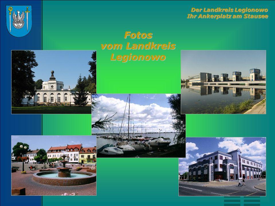 Der Landkreis Legionowo Ihr Ankerplatz am Stausee Fotos vom Landkreis Legionowo