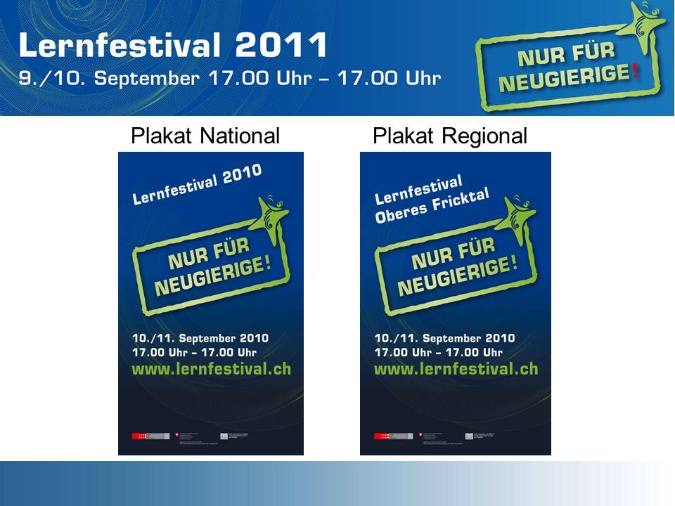 Plakat NationalPlakat Regional