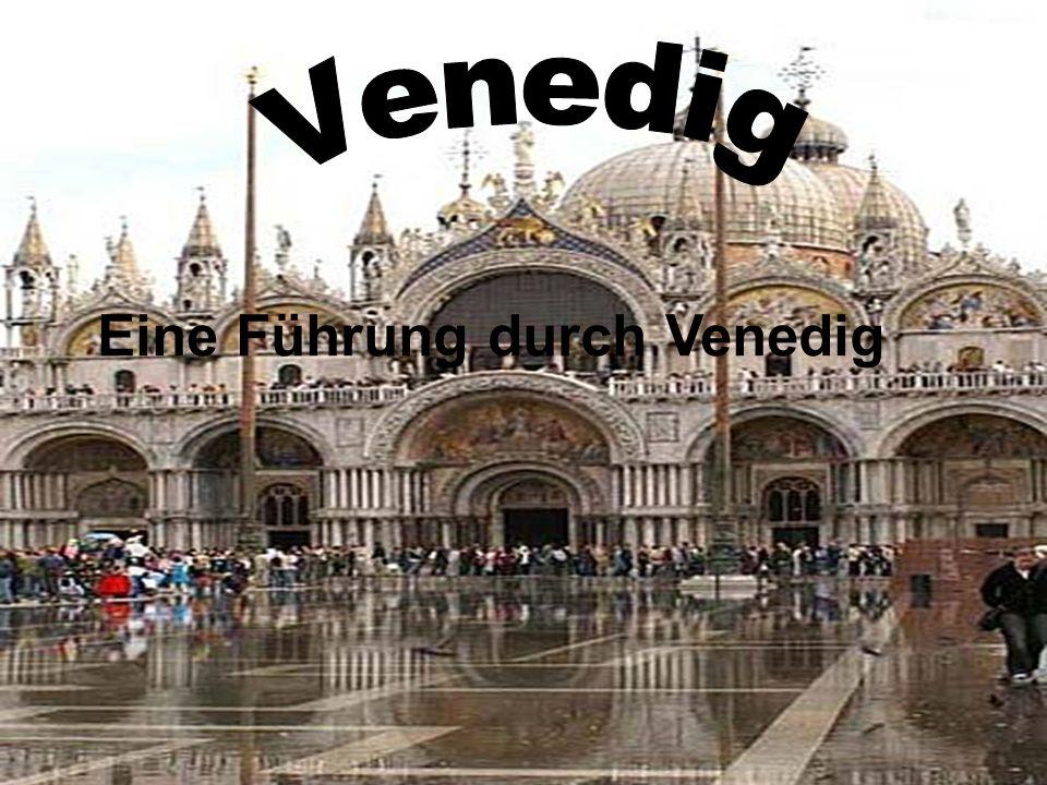 Eine Führung durch Venedig