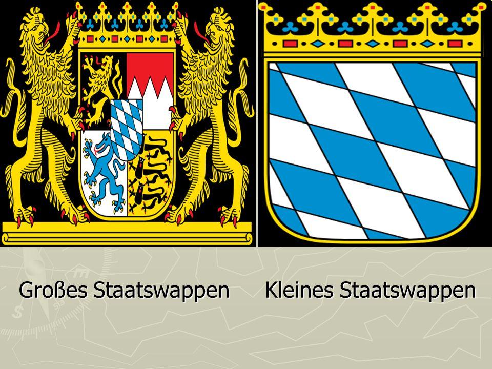 Staatsflagge(Rautenflagge) Staatsflagge (Streifenflagge)